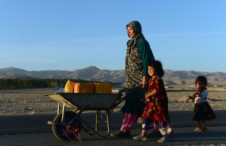 Auswärtiges Amt zeichnet düsteres Bild der Lage in Afghanistan (© 2015 AFP)