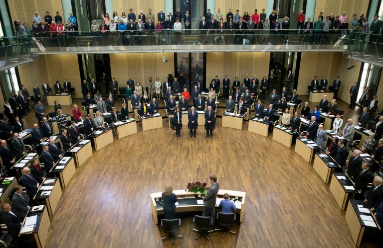 Bundesrat billigt Gesetz zur Terrorabwehr (© 2015 AFP)