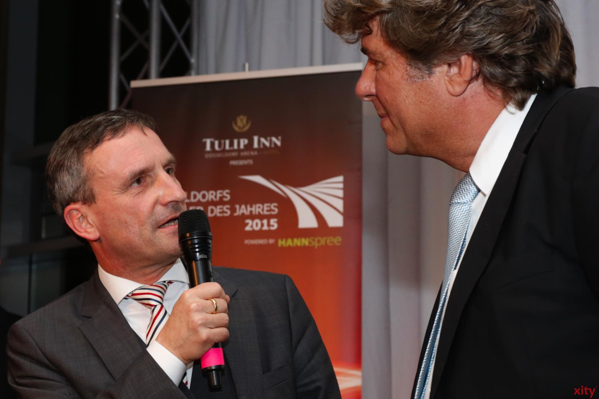 Thomas Geisel (l.) und Michael Wellin(Foto: xity)