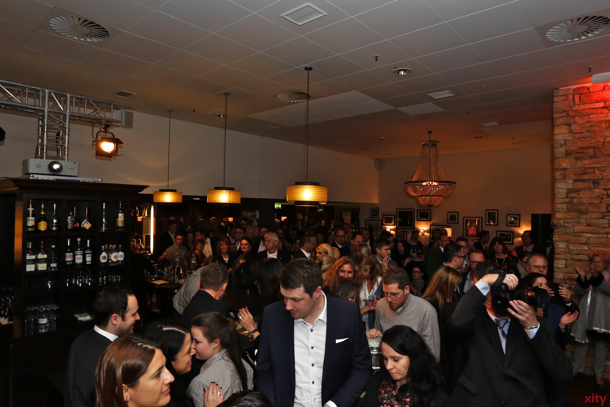 320 geladenen Gäste waren gekommen (Foto: xity)