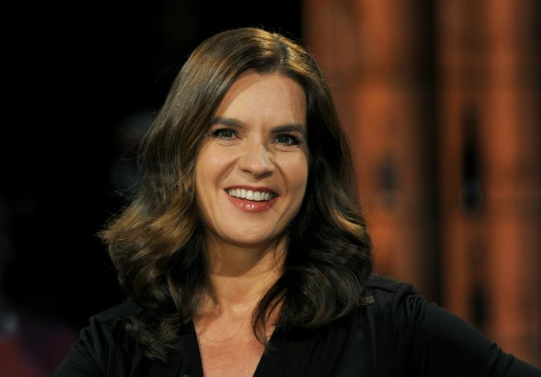 Katarina Witt mag keine DDR-Lästereien von Westdeutschen (© 2015 AFP)