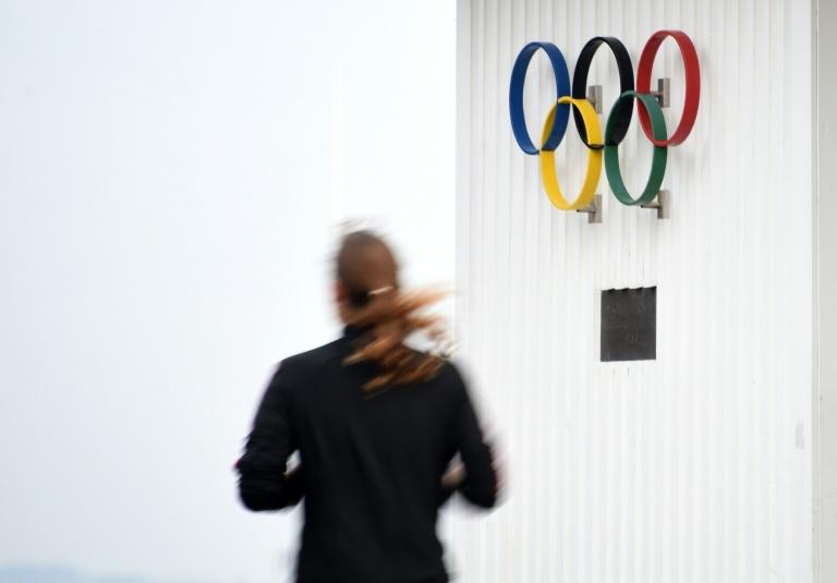 Schock für den deutschen Sport: Hamburg sagt Nein zu Olympia (© 2015 AFP)