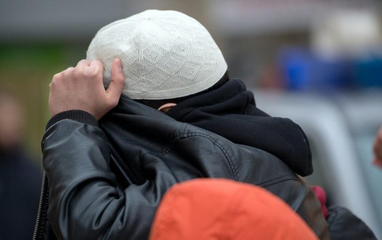 Zahl deutscher Salafisten auf neuem Höchststand (© 2015 AFP)