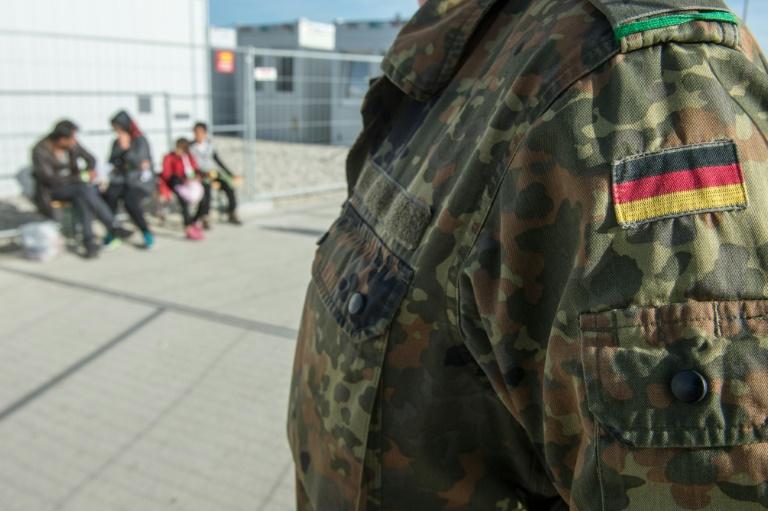Bundeswehrverband fordert wegen Syrien-Einsatz Aufstockung der Armee (© 2015 AFP)