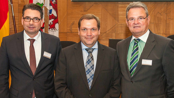 Frank Meyer ins Präsidium der AGFS gewählt (Foto: AGFS, Uwe Reinert)