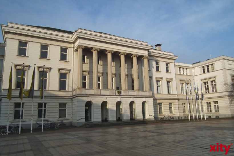 Oberbürgermeister empfängt Sternsinger im Rathaus Kre(Foto: xity)