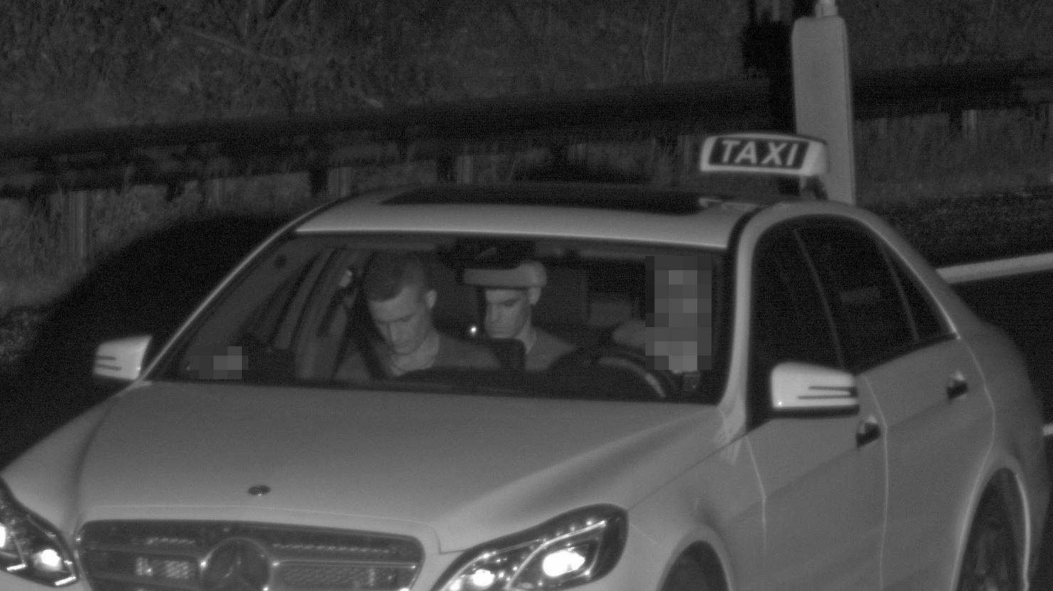 Geprellter Taxi-Fahrer geblitzt (Foto: OTS)