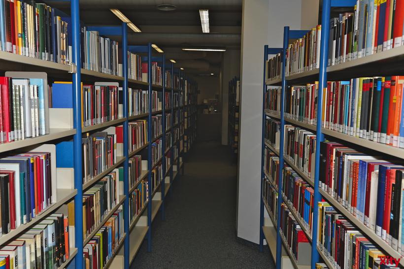 Das Jahr 2015 bescherte den Düsseldorfer Stadtbüchereien Rekordergebnisse auf allen Ebenen (Foto: xity)
