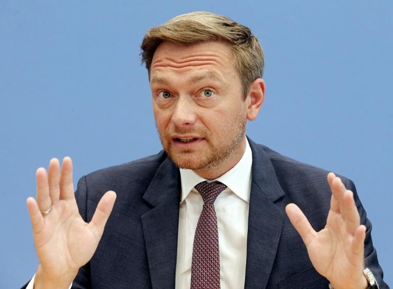FDP läutet mit Dreikönigstreffen Wahljahr 2016 ein (© 2016 AFP)