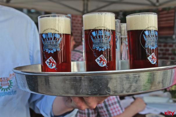 Die weltbekannte Bierverordnung wird im April 500 Jahre alt (Foto: xity)