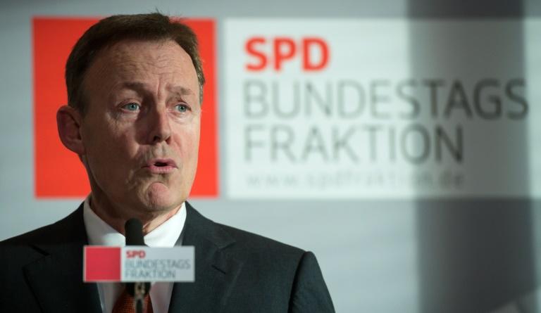 Innere Sicherheit Schwerpunktthema bei SPD-Fraktionsklausur (© 2016 AFP)