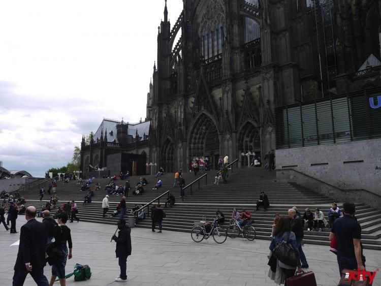 Erste Touristen sagen wegen Übergriffen Reisen nach Köln ab (Foto: xity)