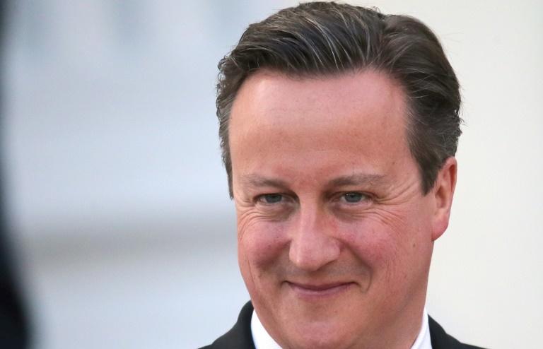 Cameron fordert Einschnitte bei Sozialleistungen für EU-Ausländer (© 2016 AFP)
