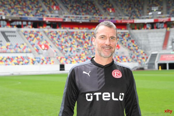 Marco Kurz is the head coach of Fortuna Düsseldorf (Photo: xity)
