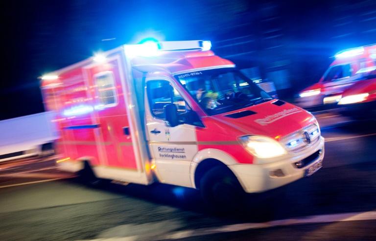 Zwei Schwerverletzte nach Kohlenmonoxid-Austritt in Mehrfamilienhaus (© 2016 AFP)