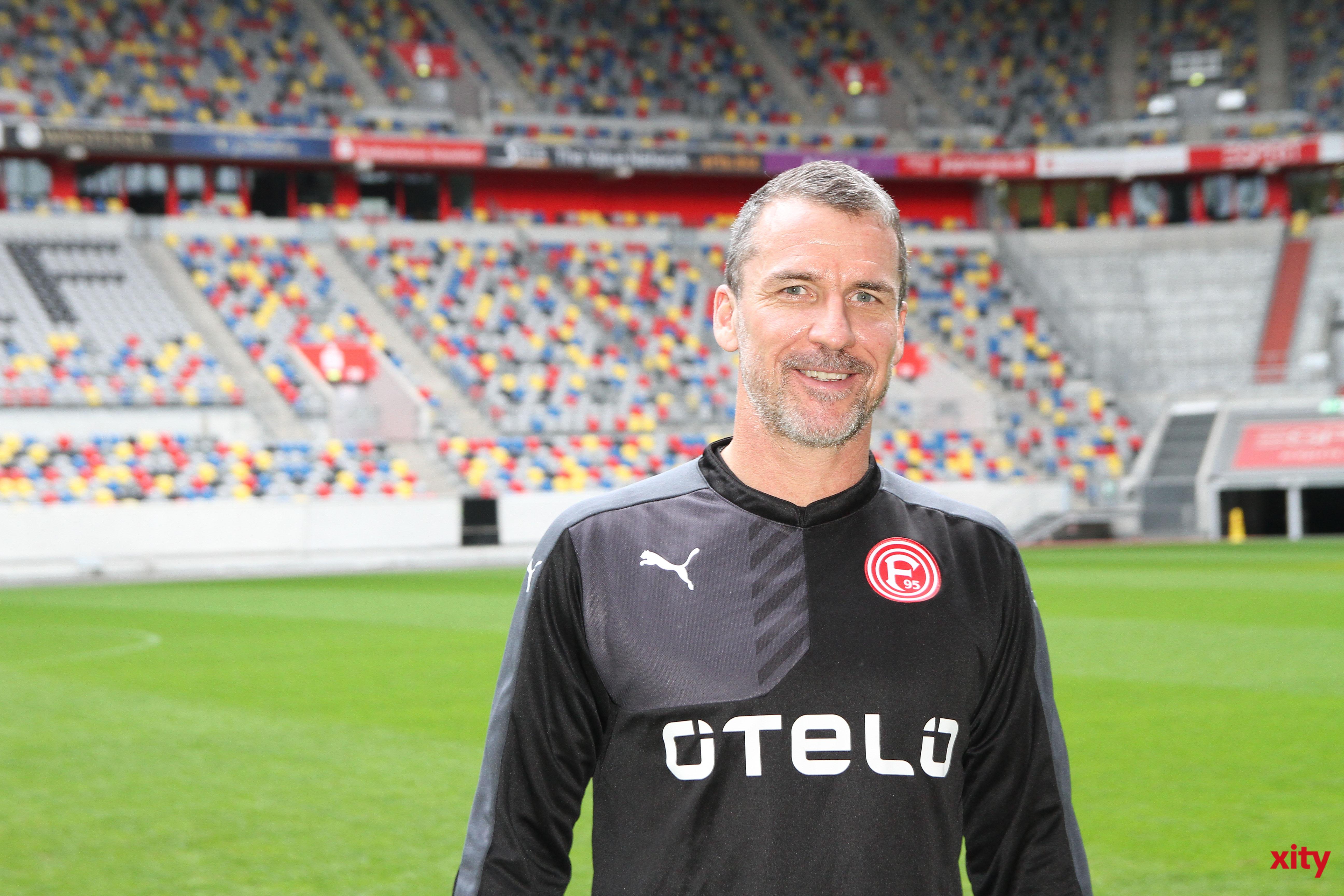 Marco Kurz ist der neue Chef-Trainer der Fortuna Düsseldorf (Foto: xity)