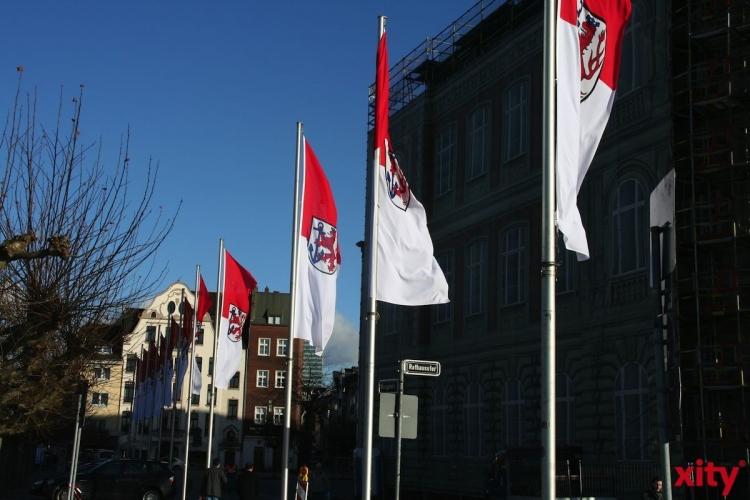Bürgersprechstunde im Gerresheimer Rathaus (Foto: xity)
