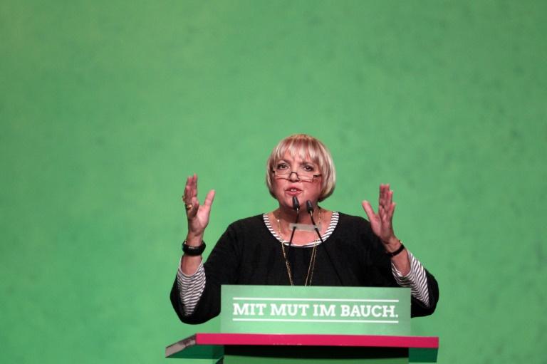 """Grünen-Politikerin Roth: Sexualisierte Gewalt ist """"altes Phänomen"""" (© 2016 AFP)"""