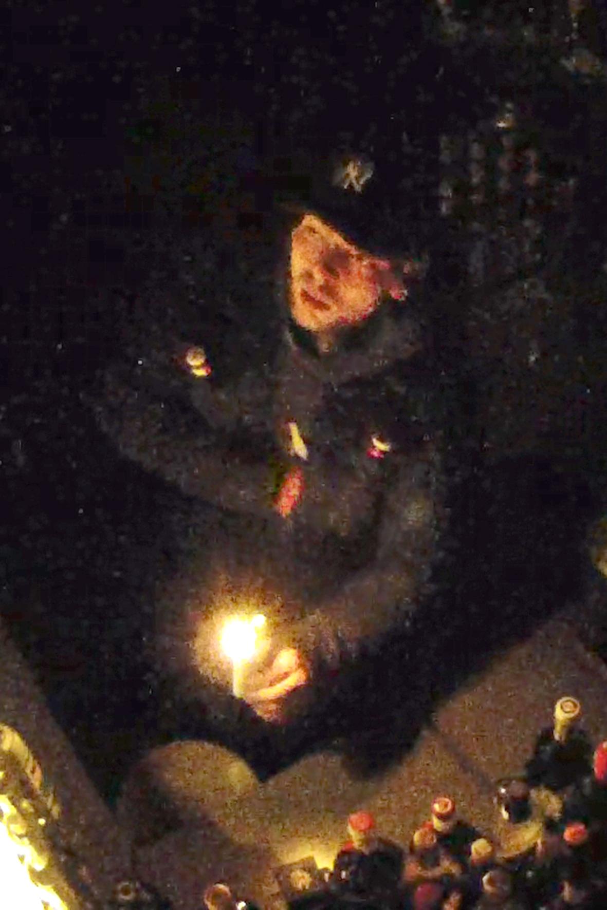 Polizei fahndet mit Foto nach Einbrecher (Foto: Polizei Düs)