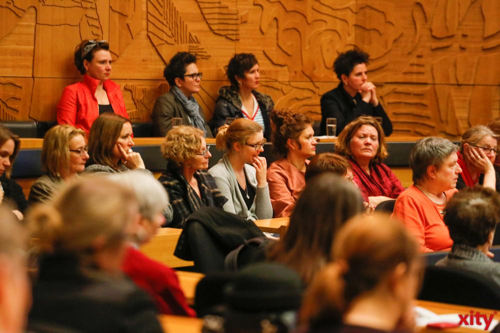 Eine Delegation aus dem Gleichstellungsbüro der Partnerstadt(Foto: xity)