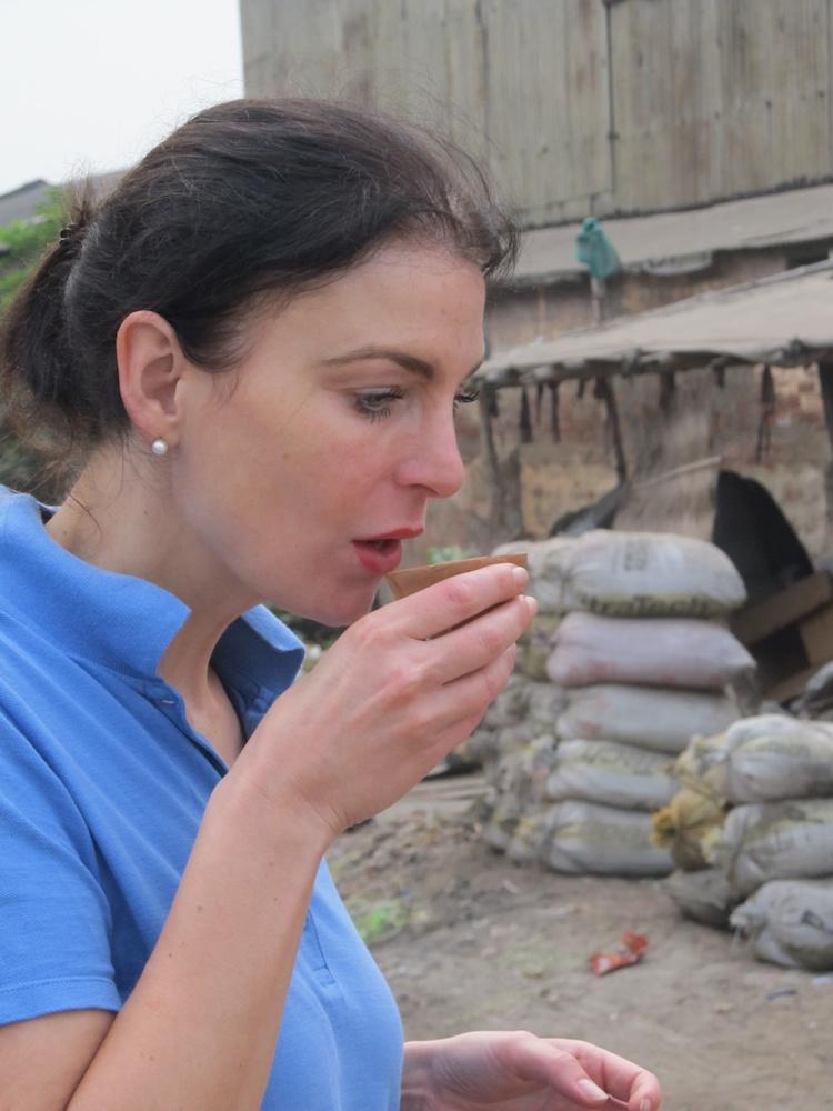 Simone Fischer ist eine Journalistin aus Düsseldorf