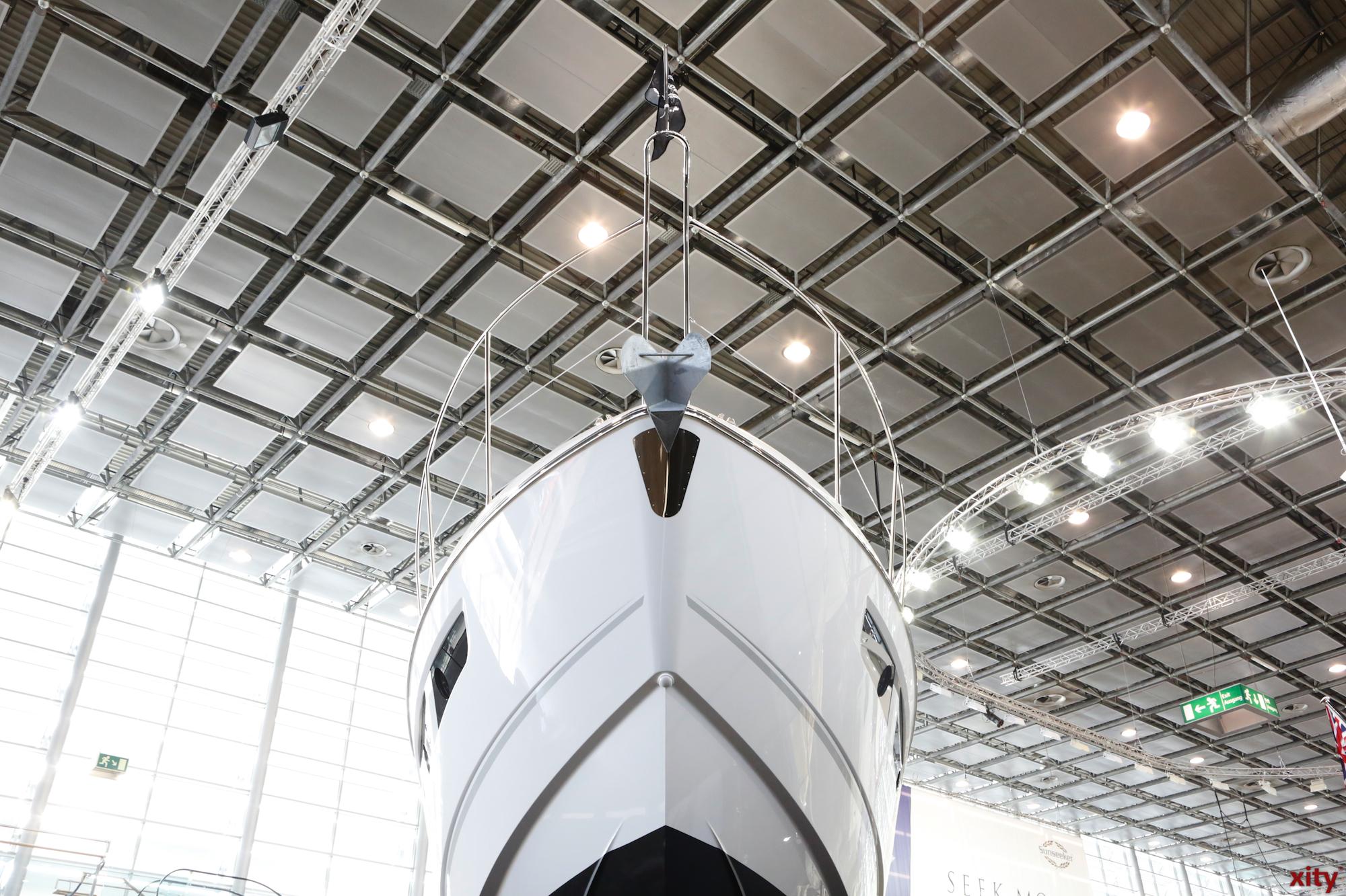 1.700 große und kleine Schiffe stehen zur Auswahl, von der Jolle bis zur millionenschweren Luxusyacht (Foto: xity)