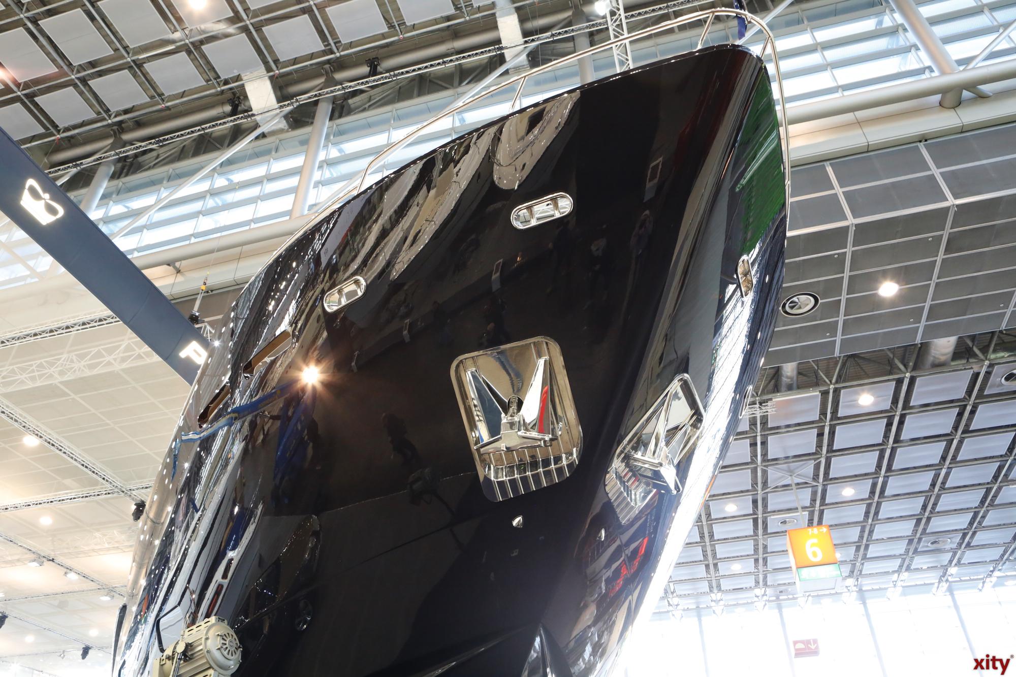 Im Motoren und Motorbootsegment zeigen die 250 Werften das nahezu komplette Angebot des internationalen Marktes (Foto: xity)
