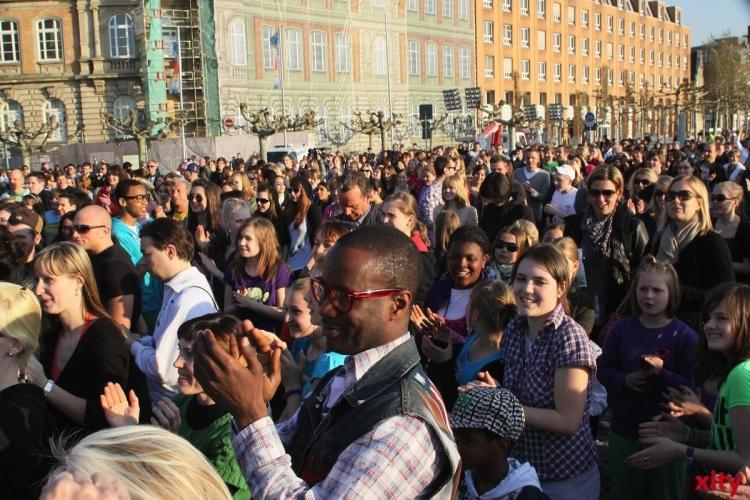 Zuwanderung sorgt in Deutschland für starkes Bevölkerungswachstum (Foto: xity)