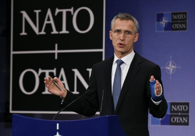 Stoltenberg: Deutschland muss Mängel bei der Bundeswehr beseitigen (© 2016 AFP)