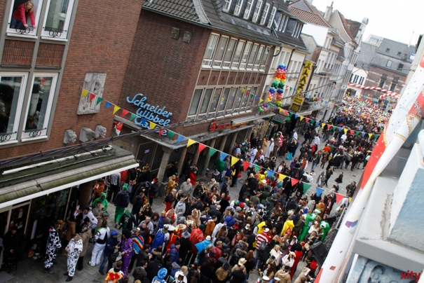 Karneval: Polizei zieht Bilanz zum Wochenende (Foto: xity)