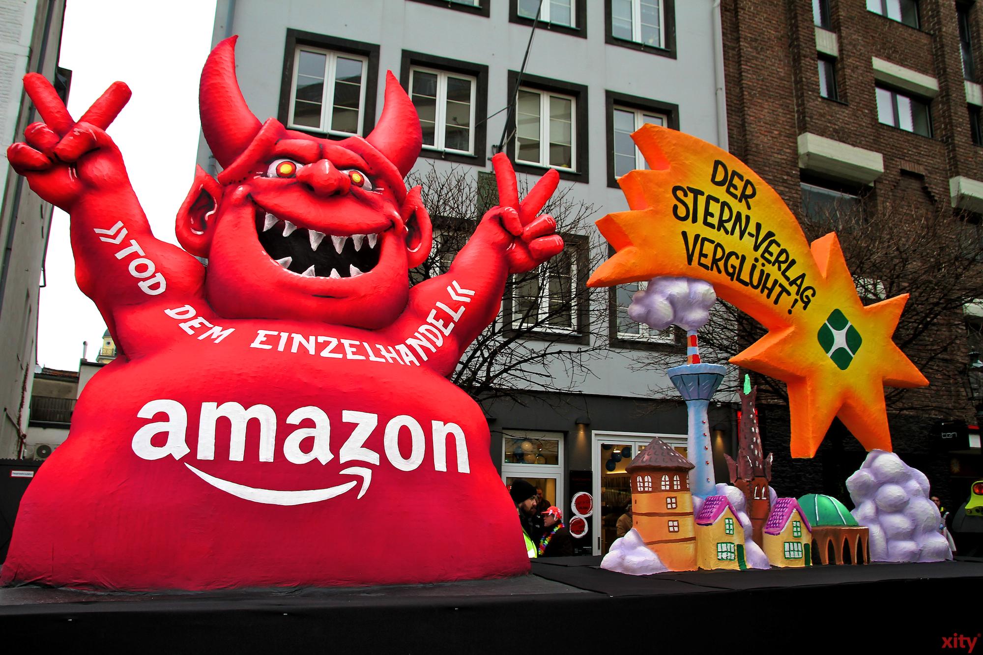 Sternverlag verglüht angesichts des teuflischen Versandgiganten Amazon(Foto: xity)