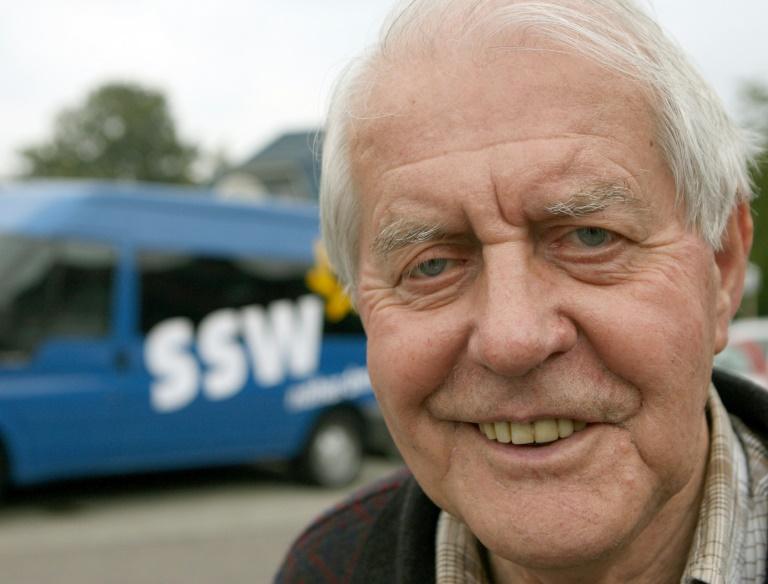 SSW-Urgestein Karl Otto Meyer im Alter von 87 Jahren gestorben (© 2016 AFP)