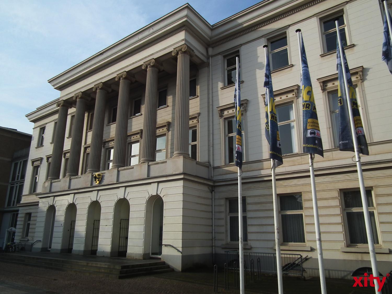 Die Stadt Krefeld hat ein positives Signal zur Genehmigungsfähigkeit des Haushaltsentwurfs von der bezirksregierung Düsseldorf bekommen (Foto: xity)
