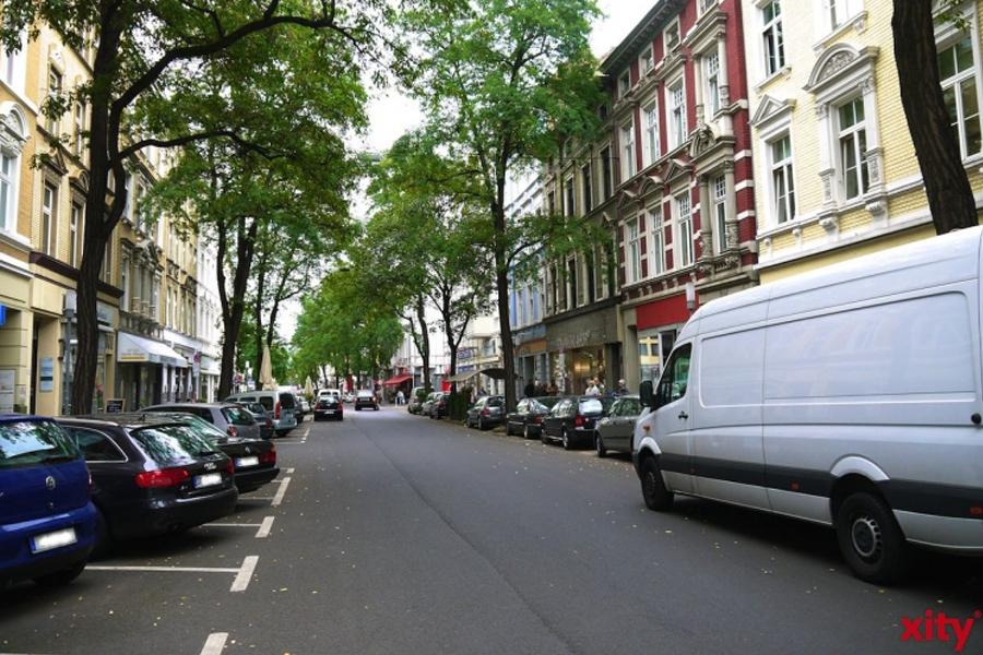 Acht Bäume auf der Markgrafenstraße werden nachgepflanzt (Foto: xity)
