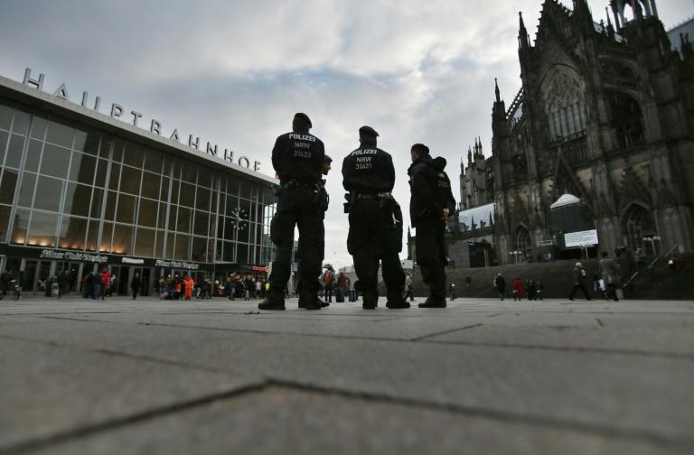 Prozess wegen Handydiebstahls an Silvester in Köln (© 2016 AFP)