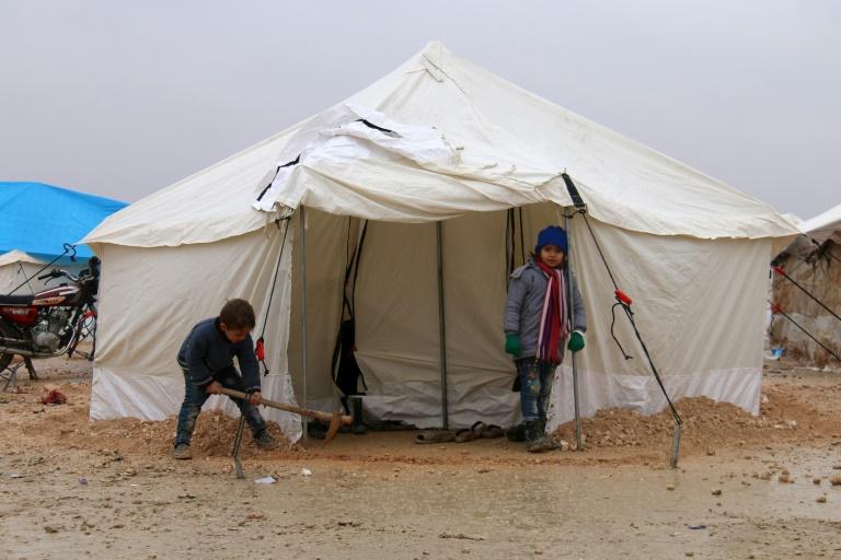 Merkel gibt Kampf um Flüchtlingsumverteilung vorerst auf (© 2016 AFP)