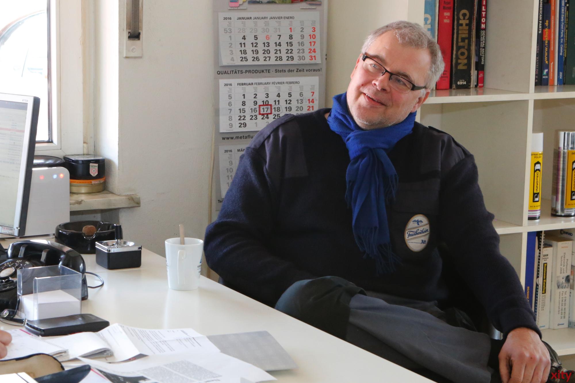 Christian Vorderwülbecke machte sein Hobby zum Beruf (Foto: xity)