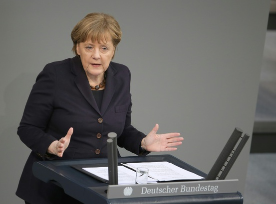 Merkel strives to achieve an united European approach to the refugee crisis. (© 2016 AFP)