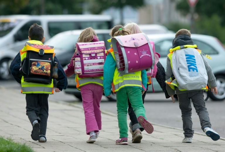 Ausgaben je Schüler auf 6500 Euro gestiegen (© 2016 AFP)