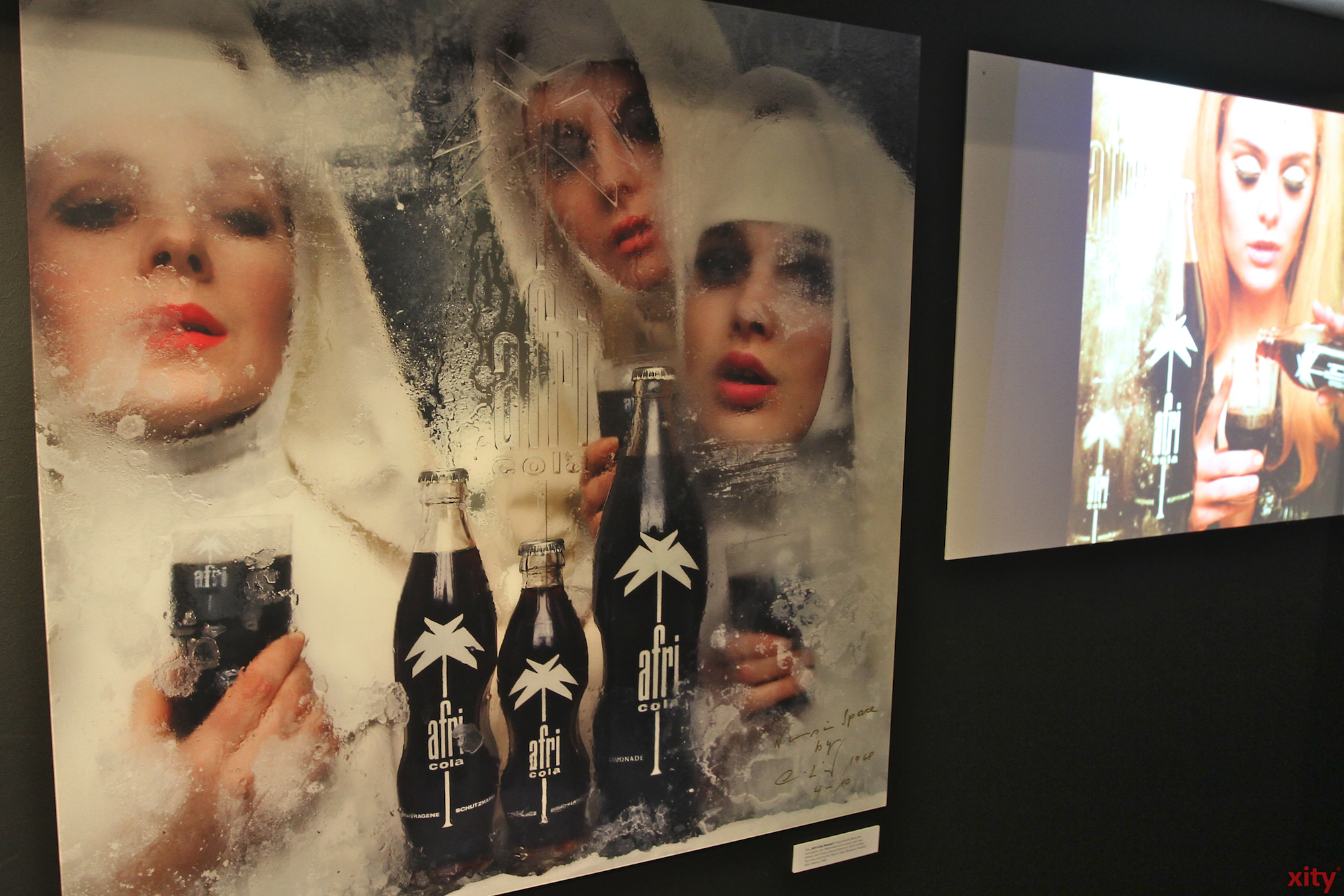 Die Werbefilme von Charles Wilp für Afri-Cola (Foto: xity)