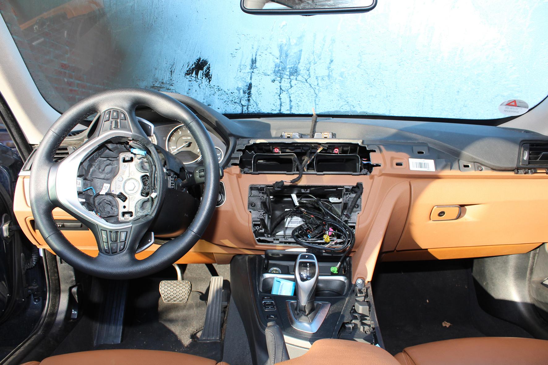 BMW-Modelle Nummer eins beim Navi-Klau (FOTO) (Foto: OTS)