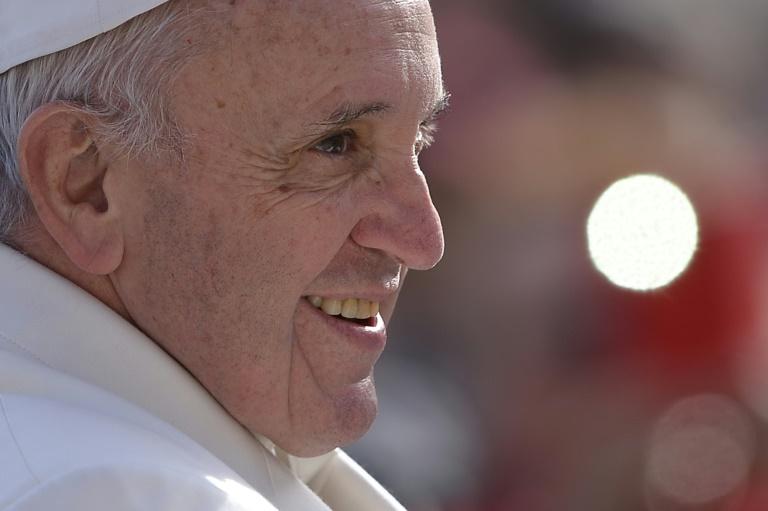 Papst Franziskus kommt vorerst nicht nach Deutschland (© 2016 AFP)