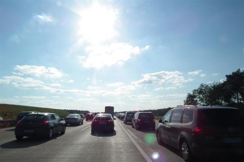 Ruhiger Verkehr abseits der Wintersportrouten (Foto: xity)