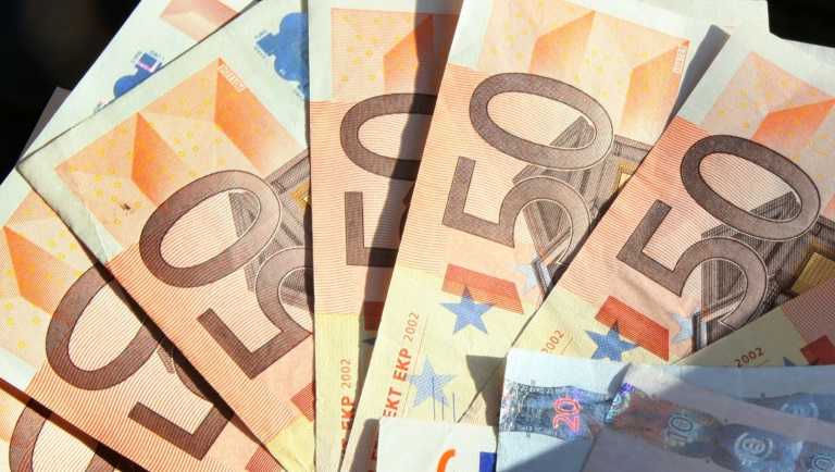 Länder erzielten 2015 Haushaltsüberschüsse von 2,8 Milliarden Euro (© 2016 AFP)