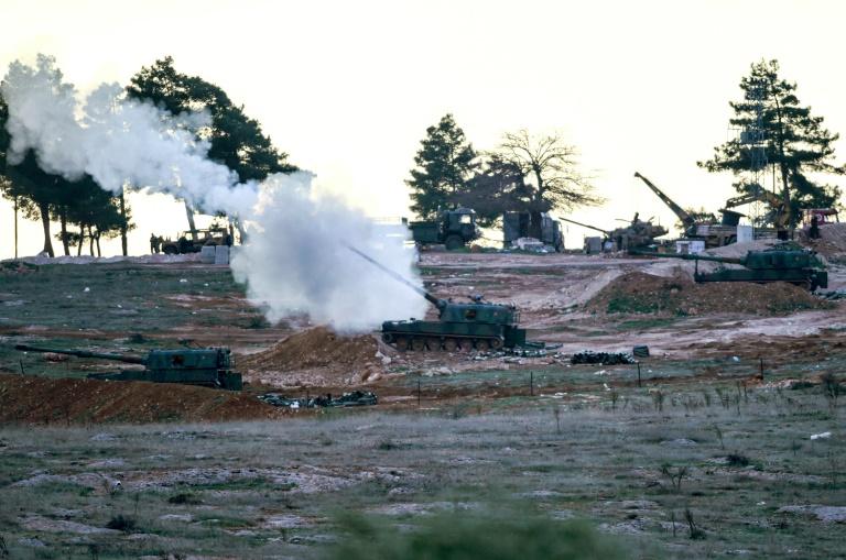 Wachsende Kritik an türkischem Vorgehen in Syrien-Konflikt (© 2016 AFP)
