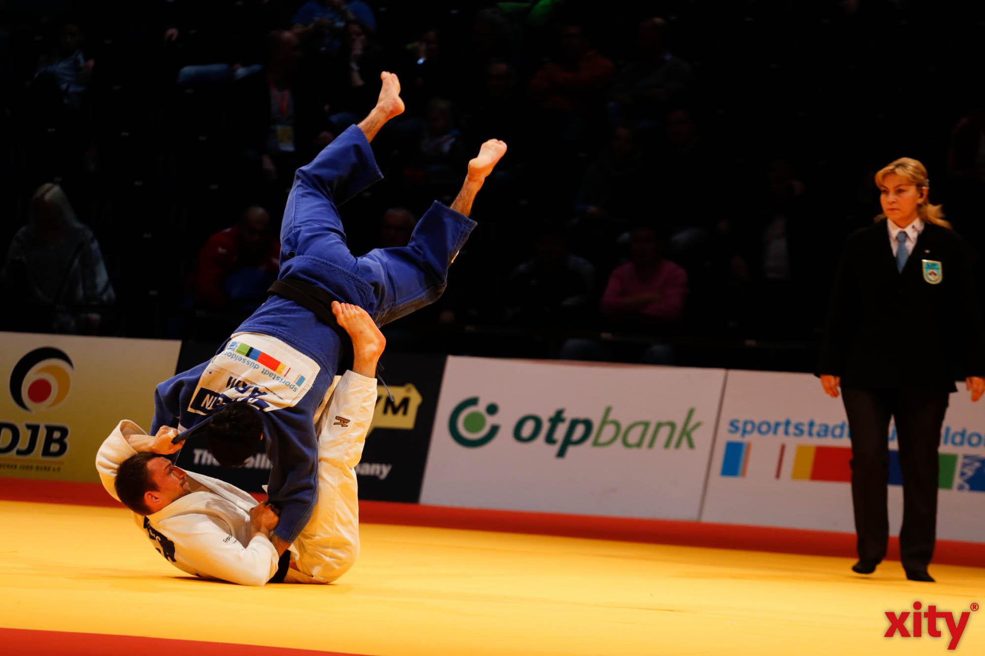 Judo Grand Prix 2016 in Düsseldorf (Foto: xity)