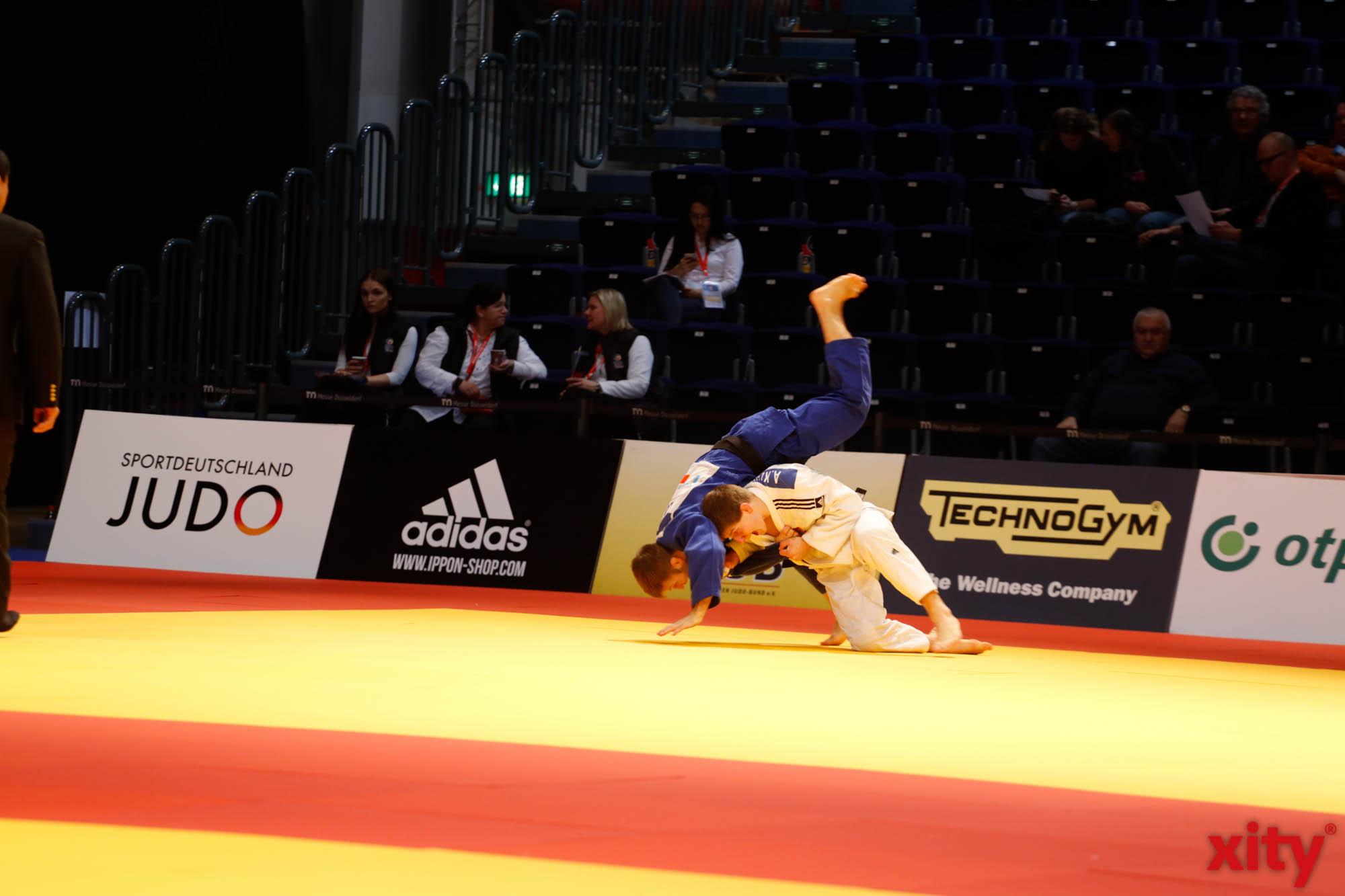 Judo Grand Prix Düsseldorf in der Mitsubishi Electric Halle (Foto: xity)