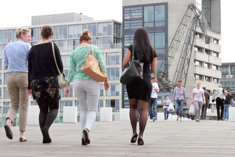 Programmheft mit mehr als 110 Angeboten zum Weltfrauentag in Düsseldorf (Foto: xity)