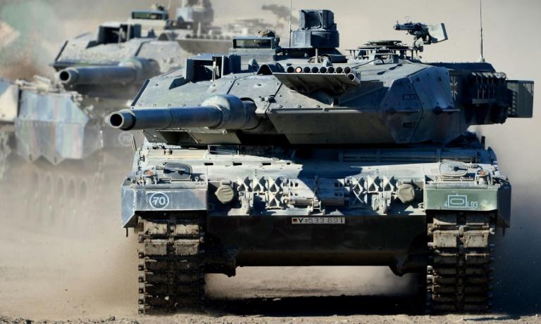 Deutsche Rüstungexporte im vergangenen Jahr deutlich gestiegen (© 2016 AFP)