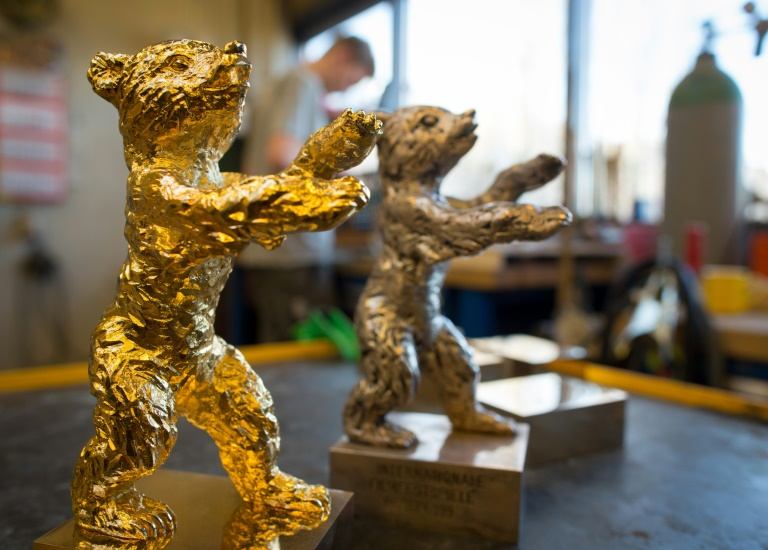 Berlinale-Jury vergibt Goldenen und Silberne Bären (© 2016 AFP)